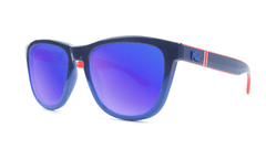 Knockaround PSG Paris Saint Germain Sunglasses, Threequarter