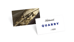 Knockaround Quarry Fort Knocks, Edition Card