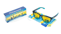 Official San Diego Sunglasses. Happiness Is Calling, Set