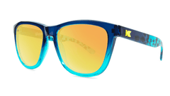 Official San Diego Sunglasses. Happiness Is Calling, ThreeQuarter