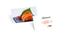 Sashimi Premiums Sunglasses, Card