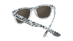 Knockaround Snake Eyes Sunglasses, Back
