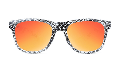 Knockaround Snake Eyes Sunglasses, Front