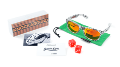 Knockaround Snake Eyes Sunglasses, Set