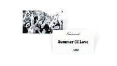 Summer of Love Sunglasses, Card
