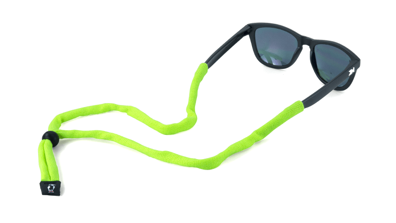 Neon Yellow Chums Sunglasses Strap