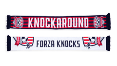 Knockaround FC Scarf, Front and Back