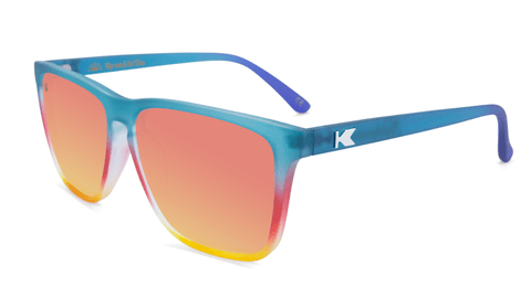 Knockaround Up and At 'Em Fast Lanes, Flyover