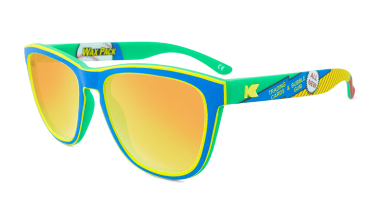 Knockaround Wax Pack Premiums, Flyover