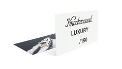 Knockaround Luxury Sunglasses, Insert Card