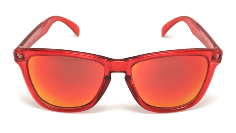 Knockaround Mistletoe Sunglasses, Insert Card