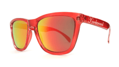 Knockaround Mistletoe Sunglasses, ThreeQuarter
