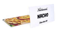 Knockaround Nacho Sunglasses, Insert Card