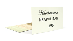 Knockaround Neapolitan Sunglasses, Insert Card