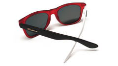 Knockaround Newsprint Sunglasses, Back