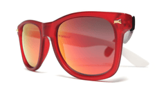 Knockaround Newsprint Sunglasses, Folded