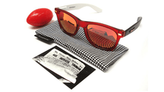 Knockaround Newsprint Sunglasses, Set