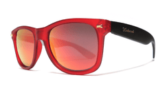 Knockaround Newsprint Sunglasses, ThreeQuarter