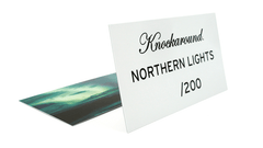 Knockaround Northern Lights Sunglasses, Insert Card