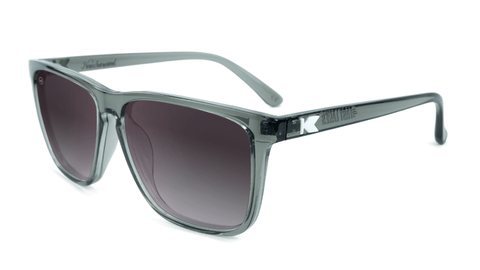 Fast Lanes Sunglasses Grey Frames with Grey lenses, Flyover