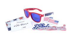 Knockaround Old Glory Sunglasses, Set