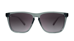 Fast Lanes Sunglasses Grey Frames with Grey lenses, Front