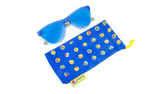 Knockaround and Pepsi Sunglasses, Pouch