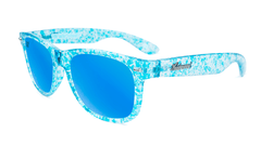 Knockaround POW! WOW! Hawaii V Sunglasses, Flyover