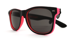 Knockaround POW! WOW! Hawaii Sunglasses, Folded