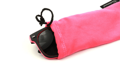 Knockaround POW! WOW! Hawaii Sunglasses, Pouch