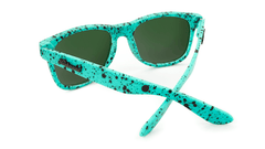 Knockaround POW! WOW! Long Beach Sunglasses, Back