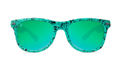 Knockaround POW! WOW! Long Beach Sunglasses, Front