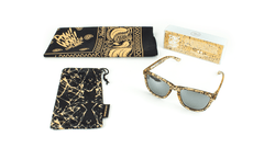 Knockaround POW! WOW! Long Beach II Sunglasses, Set