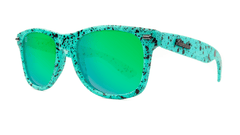 Knockaround POW! WOW! Long Beach Sunglasses, ThreeQuarter