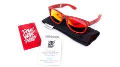 Knockaround POW! WOW! Taiwan Sunglasses, Set