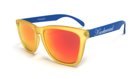 Knockaround Primary Sunglasses, Flyover