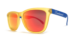 Knockaround Primary Sunglasses, ThreeQuarter