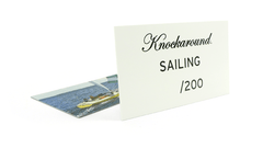 Knockaround Sailing Sunglasses, Insert Card