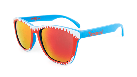 Knockaround Shark Attack II, Flyover