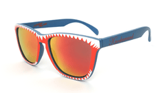 Knockaround Shark Attack Sunglasses, Flyover