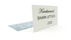 Knockaround Shark Attack Sunglasses, Insert Card