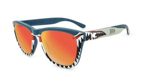 Knockaround Shark Week Sunglasses, Flyover