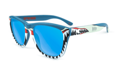 Knockaround Shark Week II Sunglasses, Flyover