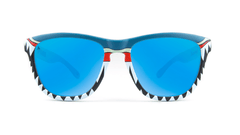 Knockaround Shark Week II Sunglasses, Front