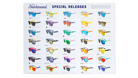 Knockaround Special Releases Poster