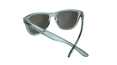 Knockaround Staple Grey Sunglasses, Back