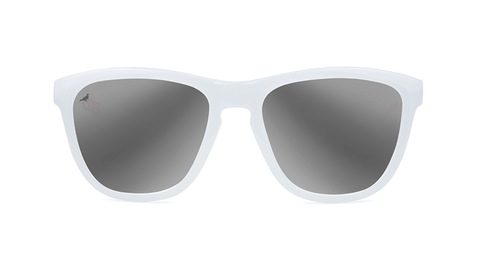 Knockaround Staple White Sunglasses, Set