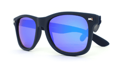 Knockaround Streaker Sports Shuffle Sunglasses, Folded