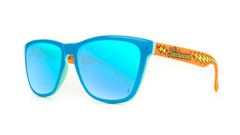 Knockaround Striker Sunglasses, ThreeQuarter