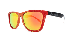 Knockaround Volcanic Sunglasses, ThreeQuarter